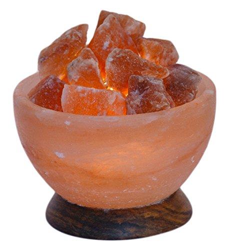 Himalaya Salt Dreams Salzkristallschale