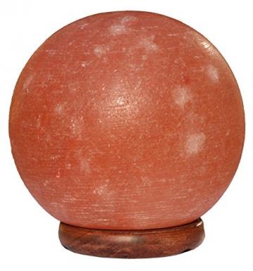 Salzkristalllampe Kugel 3-5 kg - nicht beleuchtet