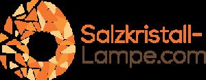 Salzkristall Lampe Logo
